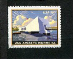 291982958 USA  POSTFRIS MINT NEVER HINGED POSTFRISCH EINWANDFREI SCOTT 4873 Uss Arizona Memorial - Nuovi