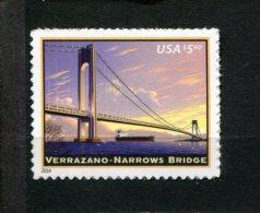 291983228 USA  POSTFRIS MINT NEVER HINGED POSTFRISCH EINWANDFREI SCOTT 4872 Verrazano Narrows Bridge - Nuovi