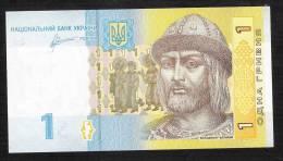 UKRAINE  P116Ab  1  HRYVNIA  2011   UNC. - Ukraine