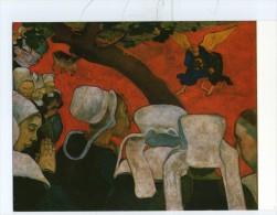 PAUL GAUGUIN. LA VISION DU SERMON - Peintures & Tableaux