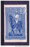 MADAGASCAR N° 214 ** 1939 - Oblitérés