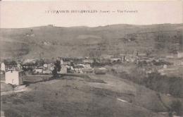 LE CHAMBON FOUGEROLLES (L.OIRE)  VUE GENERALE - Le Chambon Feugerolles