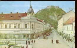 Postcard, Romania, Deva, Used, 1963 - Romania