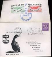 FDC   JETHOU  Europa 1962 - Ortsausgaben