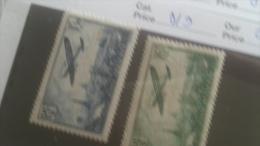 LOT 237952 TIMBRE DE FRANCE NEUF* N�8/9 VALEUR 16 EUROS