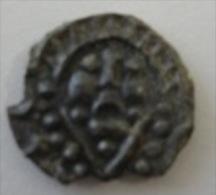 Denier Mérovingiens - Rouen - Seine-Maritime - Ermobertus  A0375 - 470-751 Monnaies Mérovingiennes