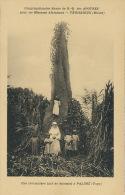 Palimé Une Termitiere ( Nid De Fourmis ) Termites - Togo