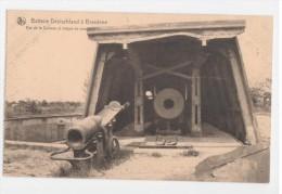 Bredene - Breedene - Batterie Deutschland - Vue De La Culasse Et Moyen De Changement Wordwar Guerre 1914 - 1918 - Bredene