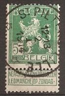 MW-1929     ST PIETERS-LILLE - Sternenstempel