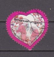 FRANCE / 2009 / Y&T N° AA 266 : Coeur Ungaro (TVP 50g) Adhésif - Usuel - France