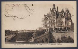 Environs De Ceret Le Château Bardou - Ceret