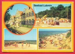 158747 / Seebad Lubmin ( KR.  GREIFSWALD ) - Beach Volleyball Volley-Ball Voleibol , PEOPLE ON THE BEACH - Germany - Volleyball