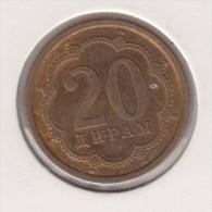 @Y@   Tadzjikistan  20 Kopek 2006   ( 2811 ) - Tadjikistan
