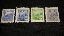 China , Chine - Gate Of Heavenly Peace - Unused - 1949 - ... République Populaire