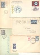 25  DIFFERENT CARDS AND ENVELOPES ARGENTINA ARGENTINA EXCELLENT SHAPE TARJETAS Y SOBRES DIFERENTES FDC OR SPECIAL COVERS - Kilowaar (max. 999 Zegels)