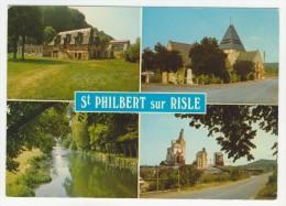 27 - Saint-Philbert-sur-Risle          Multivues - France