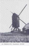 Windmolen Molen   Poesele  Poeselmolen           Scan 9780 - Moulins à Vent