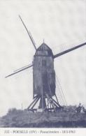 Windmolen Molen   Poesele  Poeselmolen           Scan 9781 - Moulins à Vent