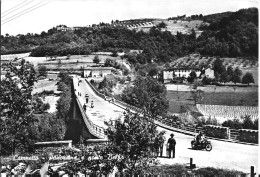 Campetto - Panorama E Ponte Belbo - Cuneo