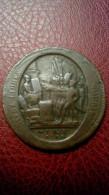 Médaille De Confiance - 1792 - 5 Sols - Monneron Fréres Négociant à Paris - 1789-1795 Monnaies Constitutionnelles
