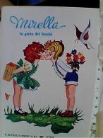 PUBBLICITA SCARPE MIRELLA BAMBINI FARFALLA ILLUSTRATA S SANT´ ELPIDIO A MARE  N 1960 EP11488 - Ascoli Piceno