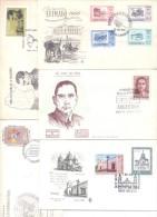 150 DIFFERENT CARDS AND ENVELOPES ARGENTINA ARGENTINA EXCELLENT SHAPE TARJETAS Y SOBRES DIFERENTES FDC OR SPECIAL COVERS - Postzegels