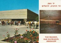 Yad Washem, Har Hazikaron, Jerusalem.    Israel.    # 04296 - Israel