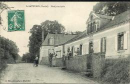 Saint Saturnin Sarthe 72 Rue Principale - France