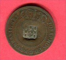 BRESIL 40 REIS   (KM 458)  TB  18 - Zaïre (1971-97)