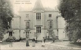 Saint Saturnin Sarthe 72  Chateau Des Etrichets - France