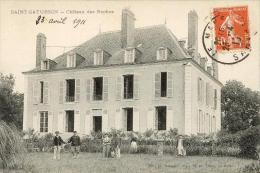Saint Saturnin Sarthe 72  Chateau Des Roches - France