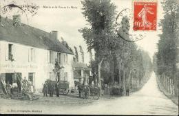 Saint Saturnin Sarthe 72 Maule Et La Route Du Mans - France