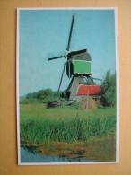 Le Moulin Sur Le Vlist. - Nederland