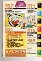 PICSOU MAGAZINE N° 272 - Picsou Magazine