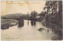 72 - Aubigné-Racan (Sarthe) - Les Bords Du Loir Au Port Du Net - Autres Communes