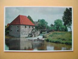 BERKELLAND. Le Moulin à Eau à Eibergen. - Nederland