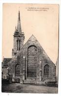 29 - Saint Jean Du Doigt - Abside De L'église - Editeur: N.L N° 2 - Saint-Jean-du-Doigt