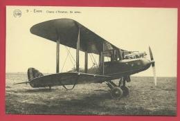 Evere - Champ D´Aviation - Un Avion à Identifier - 4  ( Voir Verso ) - Evere
