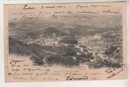 34 - LODEVE Et Le Pont De Celles - 1902 - Lodeve