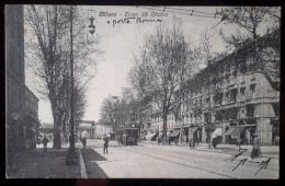 Milano - Corso 28 Ottobre (Porta Roma) - Cartoline
