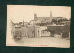 Lobbes - Le Pont Du Chemin De Fer (Ed. Ursmer Deheux) - Lobbes
