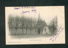 Isbergues (62) - La Chapelle De Ste Sainte Isbergues ( Duchateau Langagne) - Isbergues