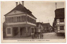 Dep - 67 - SCHWINDRATZHEIM La Mairie Rue Du Moulin - Frankrijk