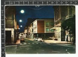 SAN FELICE SUL PANARO (Modena) - Via Mazzini - Notturno - Viaggiata 1972 - Italia