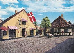 Odense - Hans Jensen's Lane At Andersen's House (animation) - Danemark