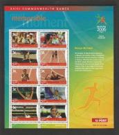 Australien 2006  Mi.Nr. 2634 / 43 , Sydney XVIII Commonwealth Games - Sheet Of 10 - Postfrisch / MNH / Mint / (**) - Neufs