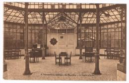 Sanatorium Militaire De Marchin - Le Jardin D' Hiver - Edition Desaix N° 4 - Circulée En 1933 - 2 Scans - Autres