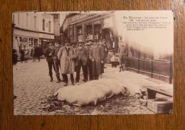 MORVAN - Jour De Foire - Les Porcs Gras - Francia