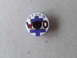 INSIGNE BOUTONNIERE OFACM  W.O - Army
