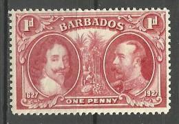 BARBADOS..1927..Michel # 147...MNH. - Barbados (...-1966)